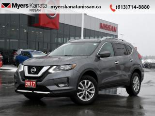 Used 2017 Nissan Rogue SV  - Heated Seats -  Remote Start for sale in Kanata, ON