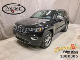 Used 2020 Jeep Grand Cherokee Limited Navigation GPS for sale in Rouyn-Noranda, QC