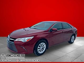 Used 2017 Toyota Camry LE for sale in Rouyn-Noranda, QC