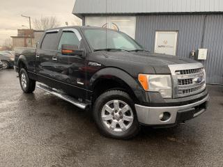 Used 2013 Ford F-150 **XTR,4X4,ECOBOOST,SUPERCREW,TURBO** for sale in Longueuil, QC
