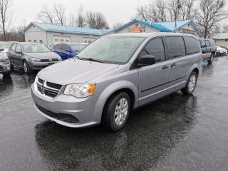Used 2015 Dodge Grand Caravan SE for sale in Madoc, ON