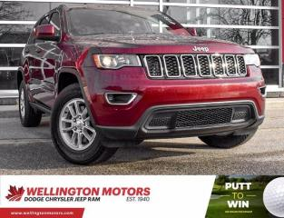 Used 2020 Jeep Grand Cherokee Laredo | Navigation | Warranty | 4x4 !! for sale in Guelph, ON