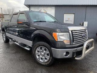 Used 2010 Ford F-150 ***XTR,CREW,4X4,MAGS,A/C*** for sale in Longueuil, QC