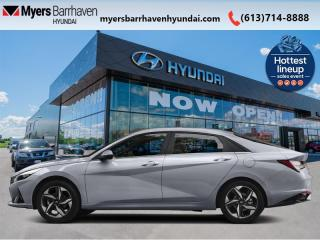 New 2021 Hyundai Elantra - $186 B/W for sale in Nepean, ON