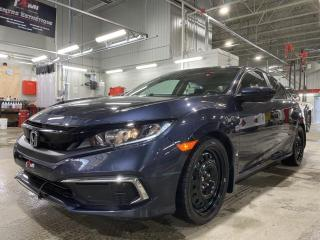 Used 2020 Honda Civic EX DÉMONSTRATEUR PNEUS D'HIVER for sale in Rouyn-Noranda, QC