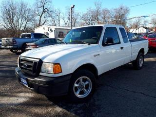 Used 2005 Ford Ranger CERTIFIED for sale in Oshawa, ON