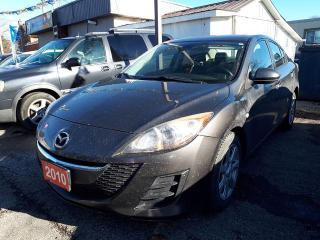 Used 2010 Mazda MAZDA3 GS,Certified for sale in Oshawa, ON