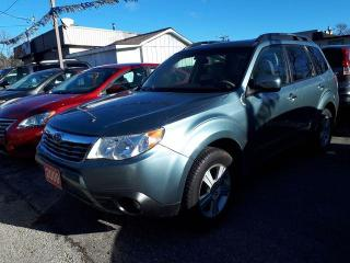 Used 2009 Subaru Forester Certified,AWD for sale in Oshawa, ON