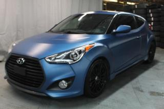 Used 2016 Hyundai Veloster Édition Rally coupé 3 portes BM for sale in St-Constant, QC