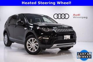 Used 2019 Land Rover Discovery Sport Heritage Edition w/Sunroof & Navi for sale in Winnipeg, MB