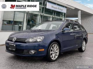 Used 2013 Volkswagen Golf Wagon for sale in Maple Ridge, BC