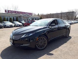 Used 2015 Lincoln MKZ AWD for sale in Oshawa, ON