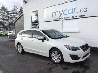 Used 2015 Subaru Impreza 2.0i Touring Package HEATED SEATS, ALLOYS, POWERGROUP, WOW!! for sale in Richmond, ON
