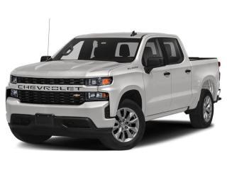 New 2021 Chevrolet Silverado 1500 Silverado Custom for sale in Brampton, ON