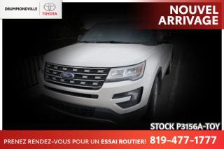Used 2016 Ford Explorer XLT| INTÉGRALE| V6 for sale in Drummondville, QC