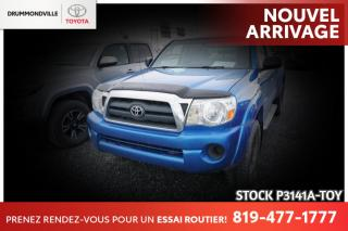 Used 2007 Toyota Tacoma 4X4| AUTOMATIQUE| TRÈS PROPRE! for sale in Drummondville, QC