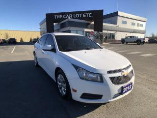 Used 2012 Chevrolet Cruze LT Turbo for sale in Sudbury, ON