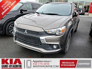 Used 2016 Mitsubishi RVR GT AWC ** NAVI / CUIR / TOIT for sale in St-Hyacinthe, QC
