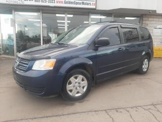 Used 2009 Dodge Grand Caravan SE ***Stow and Go Seats***Serviced really well*** for sale in Oakville, ON