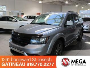 Used 2015 Dodge Journey Crossroad AWD for sale in Gatineau, QC