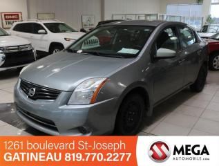 Used 2012 Nissan Sentra 2.0 for sale in Gatineau, QC