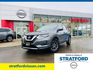 Used 2017 Nissan Rogue S for sale in Stratford, ON