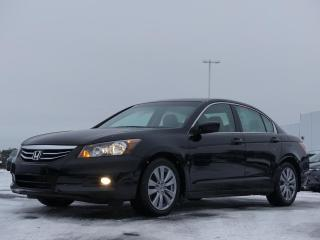 Used 2011 Honda Accord EX-L CUIR TOIT OUVRANT for sale in St-Georges, QC