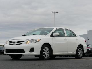 Used 2013 Toyota Corolla CE TOIT OUVRANT SIEGES CHAUFFANTS for sale in St-Georges, QC