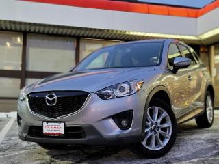 Used 2015 Mazda CX-5 GT AWD | BOSE |  Leather | BSM | Sunroof for sale in Waterloo, ON