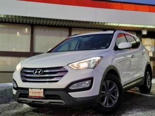 Used 2013 Hyundai Santa Fe Sport 2.4 Premium Heated Seats and Steering | Back up Sensors for sale in Waterloo, ON