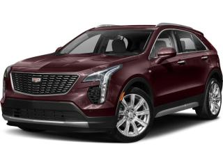 New 2021 Cadillac XT4 Premium Luxury for sale in Burnaby, BC