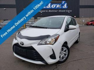 Used 2018 Toyota Yaris Hatchback LE, Automatic, Bluetooth, Heated Seats, Toyota Safety Sense - C, and more! for sale in Guelph, ON