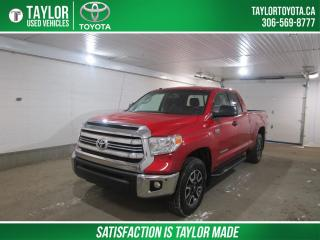 Used 2017 Toyota Tundra for sale in Regina, SK