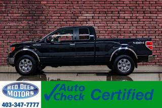 Used 2009 Ford F-150 4x4 Super Cab XLT Roof for sale in Red Deer, AB