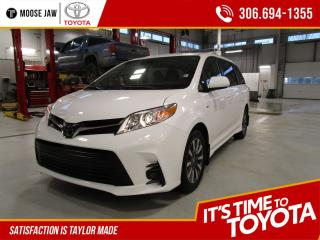 New 2020 Toyota Sienna LE 7-Passenger for sale in Moose Jaw, SK