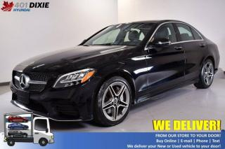 Used 2020 Mercedes-Benz C-Class C 300 for sale in Mississauga, ON