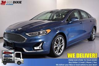 Used 2019 Ford Fusion Hybrid Titanium for sale in Mississauga, ON