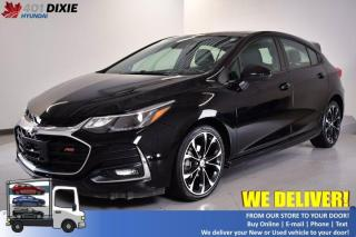 Used 2019 Chevrolet Cruze Premier for sale in Mississauga, ON