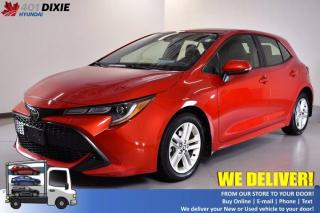 Used 2019 Toyota Corolla Hatchback for sale in Mississauga, ON