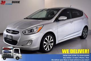 Used 2015 Hyundai Accent GLS for sale in Mississauga, ON