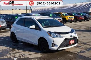 Used 2018 Toyota Yaris CE for sale in Hamilton, ON