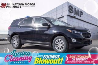 New 2021 Chevrolet Equinox LT for sale in Saskatoon, SK