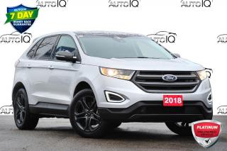 Used 2018 Ford Edge SEL | AWD | 2.0L I4 ECOBOOST ENGINE | COLD WEATHER PACKAGE for sale in Kitchener, ON