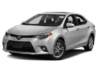 Used 2016 Toyota Corolla SE - BACKUP CAMERA - HEATED FRONT SEATS for sale in Stouffville, ON