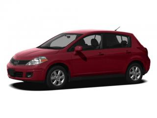 Used 2009 Nissan Versa 1.8 S   NO ACCIDENTS   for sale in Barrie, ON