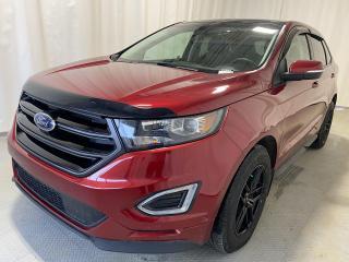 Used 2018 Ford Edge SPORT for sale in Regina, SK
