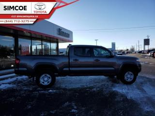 New 2021 Toyota Tacoma SR  - $306 B/W for sale in Simcoe, ON