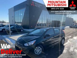Used 2016 Hyundai Accent GL  $80 B/W for sale in Mount Hope (Hamilton), ON