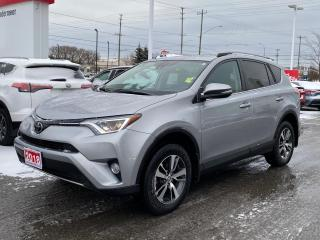 Used 2018 Toyota RAV4 XLE-ONE OWNER+DEALER SERVICED! for sale in Cobourg, ON