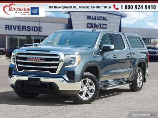 Used 2021 GMC Sierra 1500 SLE for sale in Prescott, ON